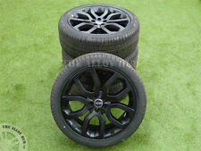 "GENUINE LAND ROVER DISCOVERY SPORT L550 20"" BLACK ALLOY WHEELS+PIRELLI TYRES"