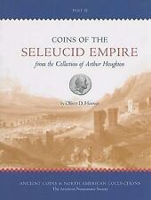 COINS OF THE SELEUCID EMPIRE IN THE COLLECTION OF NEW HARDCOVER BOOK