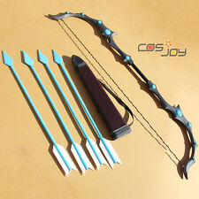 League of Legends Ashe' Weapon PVC Replica Cosplay Prop