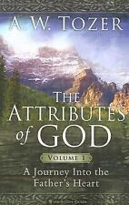 The Attributes of God Volume 1 with Study Guide: A Journey Into the Father's Hea