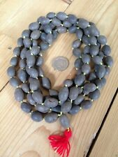 LOTUS SEED  Fairtrade, Mala Prayer Beads 108, Buddhist, meditation, Japa, Hindu