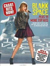 Chart Hits Now Play Blank Space TAYLOR SWIFT Jesse J Sam Smith PIANO Music Book