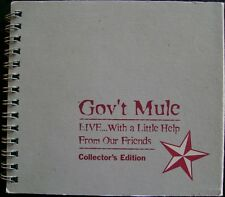 Gov't Mule:  Live...With a Little Help from Our Friends [4 CD Box Set]