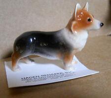 HAGEN RENAKER Collectable Ceramic Miniture Dog, Puppy, CORGI Made in the USA NEW