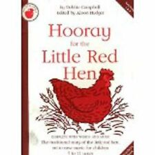 Hooray For The Little Red Hen Teachers Book Primary School Music Songbook S15