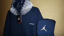 NWT 3XL NIKE AIR JORDAN V AJ 5 FLEECE HOODIE SWEATSHIRT REFLECTIVE FLASH $100