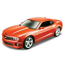 MAISTO Assembly Line 2010 CHEVROLET CAMARO SS RS 1:24 Die Cast Metal Model Kit