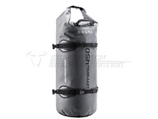 Bags Connection Motorcycle Tailbag Drybag 450 Colour: Anthracite / Black (New)