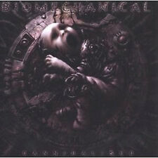 BIOMECHANICAL ~  CANNIBALISED * BRAND NEW SEALED CD *