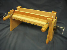 Tying Up Finishing Book Press for Bookbinding binding repair leather cords  2413