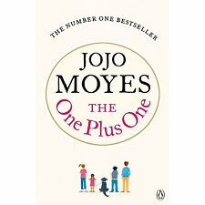 NEW! The One Plus One by Jojo Moyes 9781405909051 (Paperback, 2014)