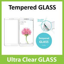 Xiaomi Mi Max protecteur d'écran 3D complet edge 2 edge couverture verre trempé blanc