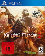 PS4 Spiel Killing Floor 2 (Sony PlayStation 4, 2016) Top Game