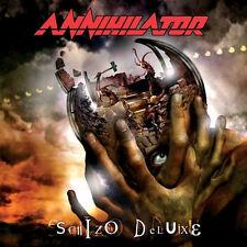 ANNIHILATOR Schizo Deluxe CD ( o289 ) 162454