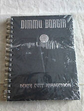 DIMMU BORGIR - Death Cult Armageddon LTD METAL-BOOK CD BRAND NEW & SEALED!