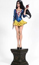 CS MOORE GRIMM FAIRY TALES SNOW WHITE / SCHNEEWITTCHEN LE RESIN 1:6 RESIN STATUE