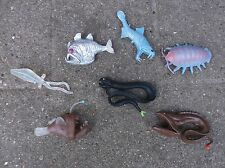 Safari Ltd toys TOOB 7 small replica DEEP SEA CREATURES models learning resource