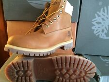Timberland  Men's/Hommes 6 In Boot Wheat W/Canvas Size 11.5 TB0A158H