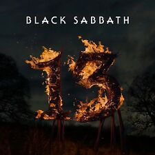 Black Sabbath 13 180g +MP3s GATEFOLD Ozzy Osbourne VERTIGO New Sealed Vinyl 2 LP