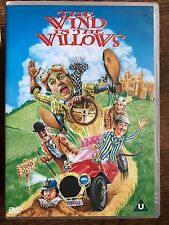 Steve Coogan Stephen Fy John Cleese WIND IN THE WILLOWS ~ 1996 Film Rare UK DVD