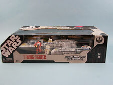 Star Wars Y-Wing Fighter w/ Pilot & R5-F7 Droid Toys R Us Exclusive Hasbro 2007