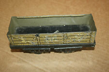 A beautiful  OLD TINPLATE TOY as  DESK or BOOKCASE ORNAMENT Hornby 'O' gauge ckr