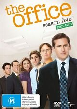 The Office : Season 5 : Part 2 (DVD, 2011, 3-Disc Set) TV Series Comedy NEW R1