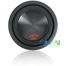 "ALPINE® SWR-8D4 8"" DUAL 4-OHM TYPE-R CAR AUDIO SUBWOOFER SUB WOOFER D4 350W RMS"