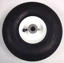 Toro Timecutter Caster Wheel 105-3471 TimeCutter Front Wheel Tire 4.10/3.50-4
