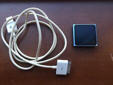 Apple iPod nano 6th Generation Graphite (16 GB) Excellent Condition