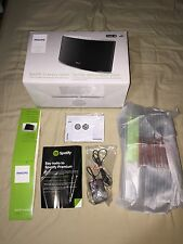 Philips Spotify Multiroom Speaker WiFi Model Number SW700M/05
