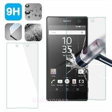 100% GENUINE TEMPERED GLASS SCREEN PROTECTOR FILM FOR SONY EXPERIA XPERIA Z5
