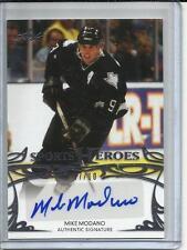 Mike Modano 2013 Leaf Sports Heroes Autograph #7/10