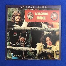 CAROLE KING Welcome Home 1978 UK vinyl LP EXCELLENT CONDITION