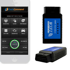 For Car Auto WiFi OBD 2 II Diagnostic Scan Tool On Apple Iphone 6 5 S 4 Android