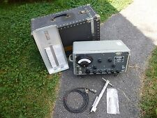 Stoddart Aircraft Navy IM-52A/URM-17 Radio Interference Field Intensity Meter