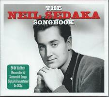 Neil Sedaka - The Songbook - 50 Of His Most Memorable & Successful Songs 3CD NEW