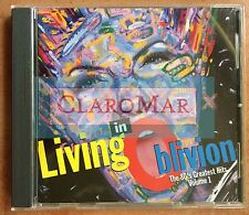 ☀️Living in Oblivion The 80's Greatest Hits Vol 1 CD OOP USA BMG NO BARCODE MINT