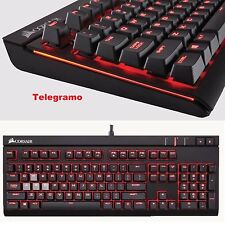 Corsair Gaming CH-9000094-UK STRAFE RGB Cherry MX Brown Performance Multi-Colour