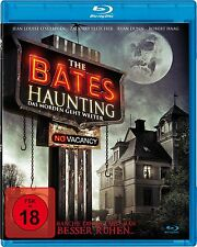 THE BATES HAUNTING - Blu-Ray Disc -