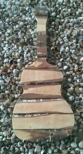 Handmade Rustic Full size Guitar Wall Art from Upcycled  Recycled Pallet Wood