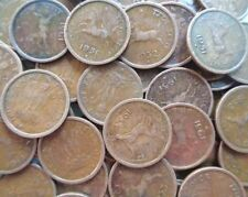 1 PICE(1 PAISA)..HORSE COIN...15 COINS LOT IN FINE CONDITION WITH FREE SHIPPING
