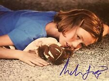 MADISON LINTZ SIGNED 8X10 PHOTO THE WALKING DEAD TWD AMC SOPHIA AUTOGRAPH