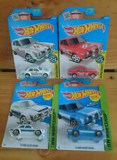 Hot Wheels '70 Ford Escort RS 1600 - 2015 x2 inc. Fast & Furious + 2016 x2 (A+/A