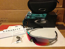 NEW Oakley - 30 years Limited Edtion Radar Path - Fog w/ +Red Iridium, 26-266