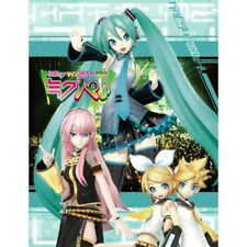 Hatsune Miku MUSIC DVD Video Japanese Blu-ray   Live party 2011