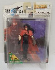 Extra Knights Final Fantasy VII VINCENT VALENTINE Action Figure (NIP)