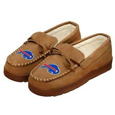 NFL Football Team Logo Warm Winter Moccasin Slippers - Pick Your Team!