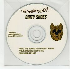(GJ292) The Young Punx!, Dirty Shoes - 2007 DJ CD