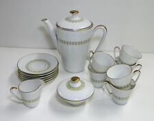 Edelstein Bavaria germany 15-piece Tea Set Pattern 21435 152 Mint Condition